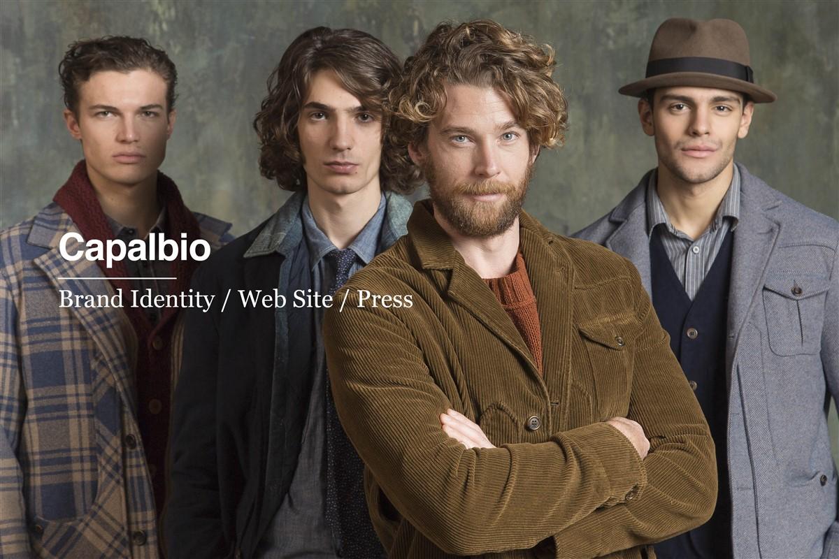 Capalbio Brand Identity