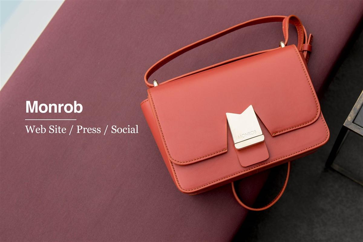 Monrob Brand Identity